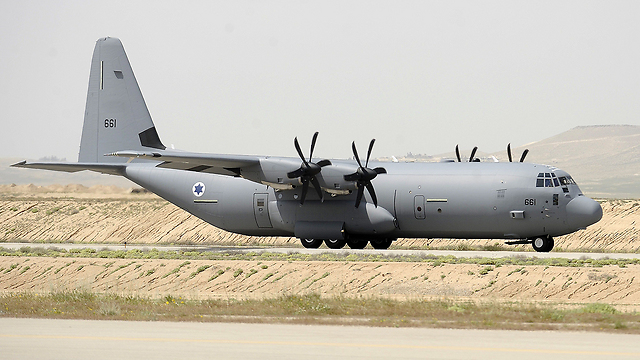 Meet the 'Super Hercules' (Photo: AFP)
