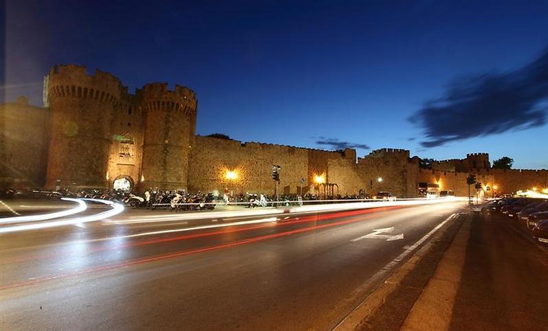 לילה. רודוס (צילום: shutterstock)