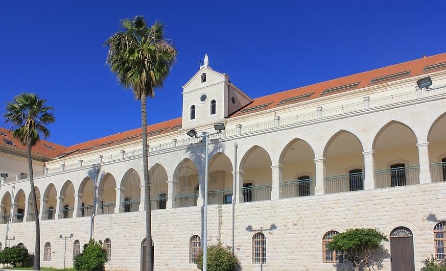 כנסיית סלזיאן ובית ספר ישוע הנער (צילום: shutterstock)