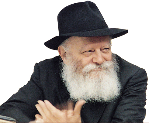 Rebbe Menachem Mendel Schneerson