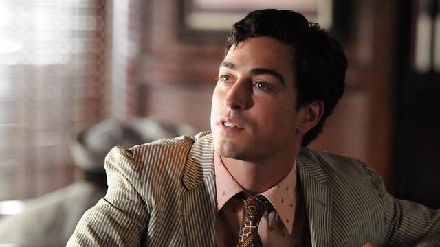 מייקל גינסברג. נוגע ללב (צילום: AMC) (צילום: AMC)