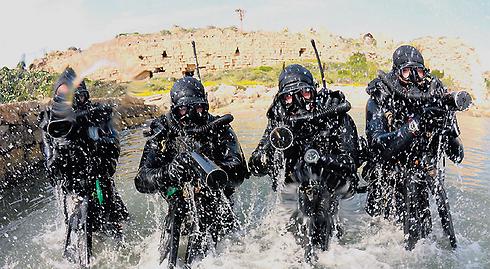 Shayetet fighters undergo 20 months of boot camp (Photo: Gadi Kabalo) (Photo: Gadi Kabalo)