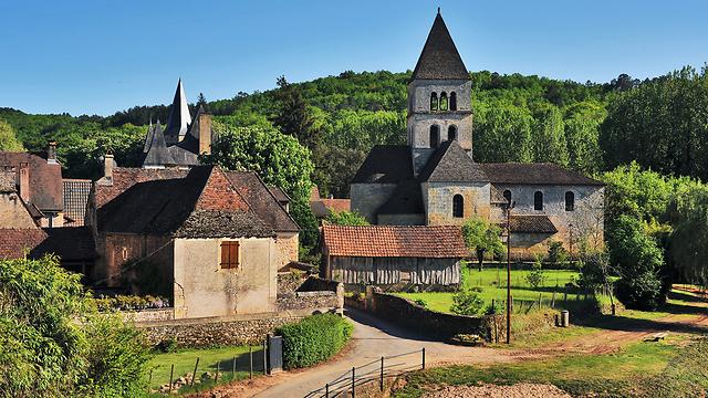 כרמים בבורדו, צרפת (צילום: shutterstock)