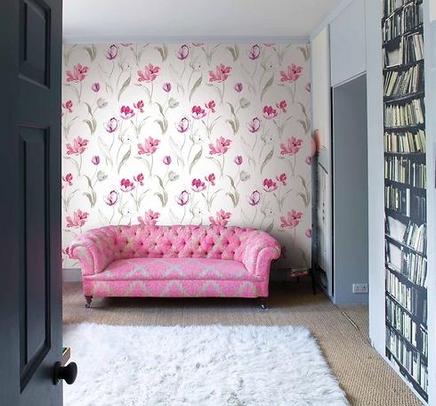 """""""חשוב לתכנן את הבית בהתאם לסגנון החיים של יושביו"""" (צילום: wallque studio, גולדשטיין גלרי טפט) (צילום: wallque studio, גולדשטיין גלרי טפט)"""