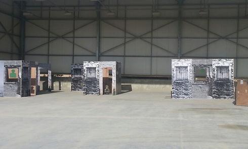 """מודלים חדשים ללחימה בשטח בנוי (צילום: דובר צה""""ל) (צילום: דובר צה"""