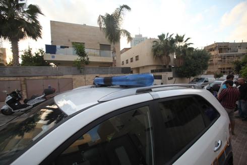 Abutbul's home in Netanya (Photo: Motti Kimchi)