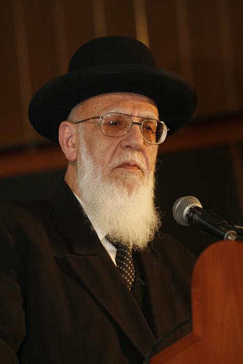 Rabbi Shalom Cohen (Photo: Nir Rosenberg)