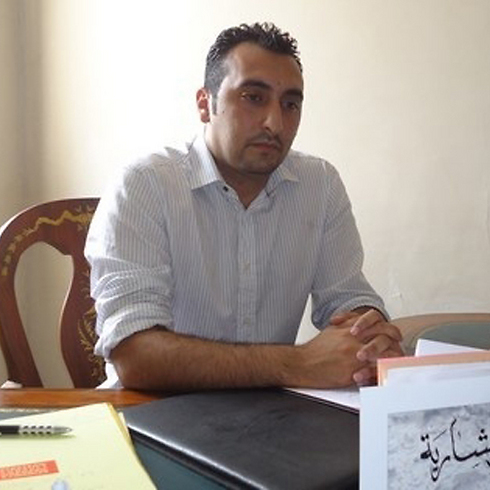 Lawyer Yithak Sharia (Archive Photo)
