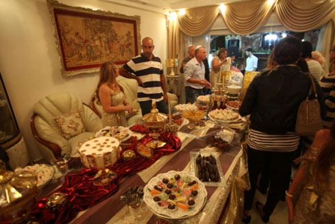 יש גם ליהודי בבל וסוריה, אבל המרוקאים החזירו את הכבוד לחג (צילום: מוטי קמחי) (צילום: מוטי קמחי)