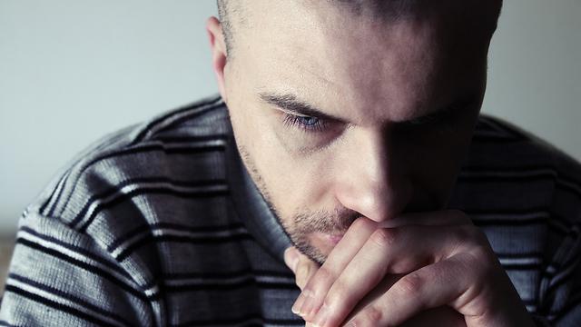 דיכאון בקרב גברים הומוסקסואלים שכיח פי 2 משאר האוכלוסיה  (צילום: shutterstock) (צילום: shutterstock)
