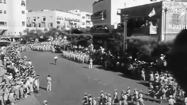 תל אביב, 1948