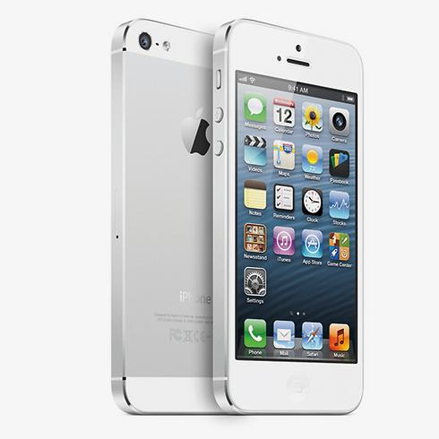 iPhone 5. Фото: EPA