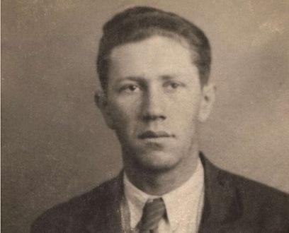 יוסף קלוץ. כבש את השער הראשון של נבחרת פולין (באדיבות המכללה האקדמית וינגייט) (באדיבות המכללה האקדמית וינגייט)