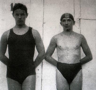 יוליס ריטרמן (מימין) (באדיבות המכללה האקדמית וינגייט) (באדיבות המכללה האקדמית וינגייט)
