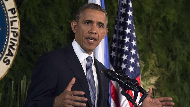 המטרה - לפגוע בכיס הפרטי של פוטין. אובמה (צילום: AFP) (צילום: AFP)