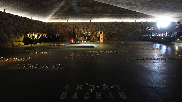 Yad Vashem. 'Everyone should go to see how plain and common the faces of evil were' (Photo: Gil Yohanan)