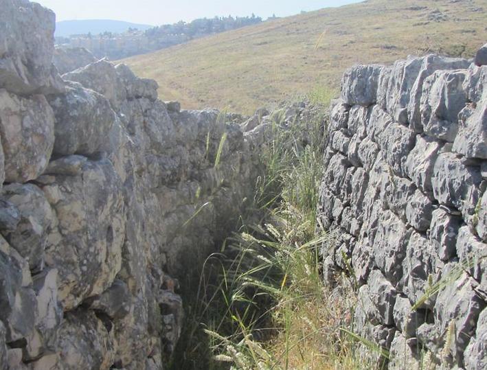 המבצר האחרון (צילום: אמנון גופר)