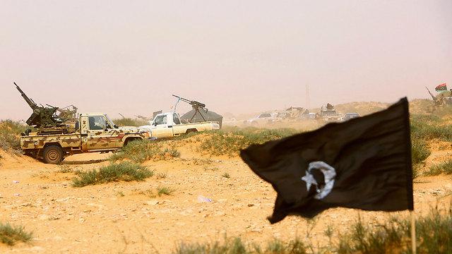 Islamist militias in Libya (Photo: Reuters)