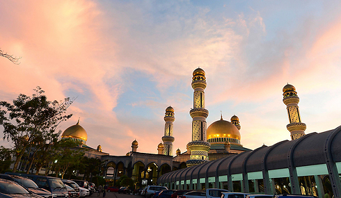 A mosque in predominantly Muslim Brunei (Photo: Reuters)