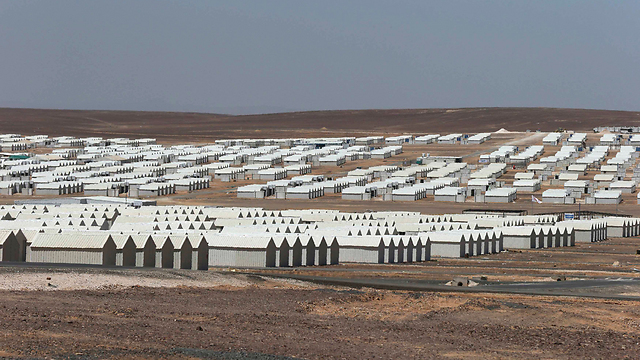 General view of camp (Photo: Reuters) (Photo: Reuters)