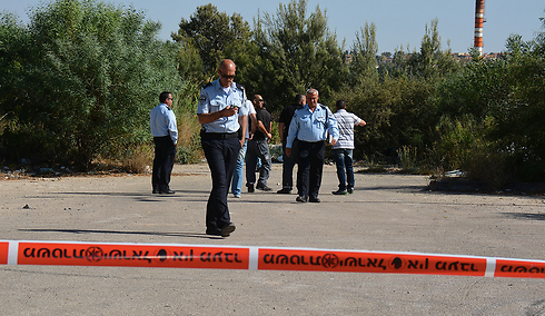 The murder scene (Photo: Police Spokesperson's Unit)