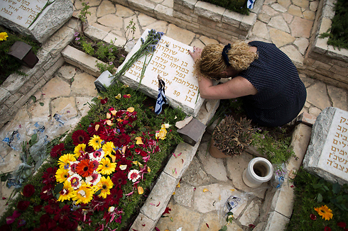 Israel to remember 23,320 fallen soldiers, 116 from past years (Photo: EPA)