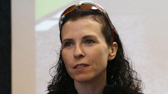 Pascale Bercovitch (Photo: Oren Aharoni)  (Photo: Oren Aharoni)