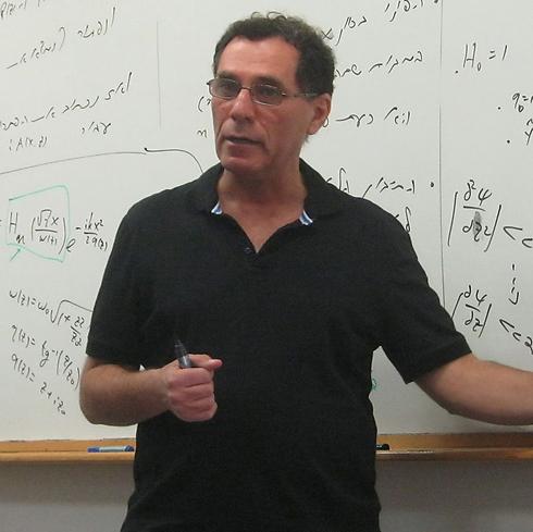 פרופ' מרדכי שגב יקבל את פרס ישראל לפיזיקה