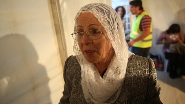 Hindia Suleiman (Photo: Motti Kimchi) (Photo: Motti Kimchi)