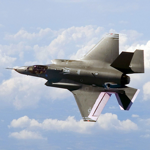 The F-35 on Israel's shopping list (Photo: AFP) (Photo: AFP)