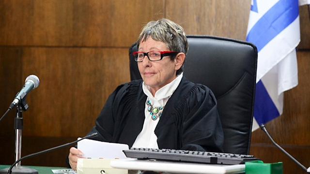 השופטת דרורה פלפל (צילום: מוטי קמחי)