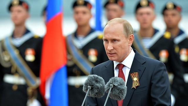 Путин. Фото: AFP