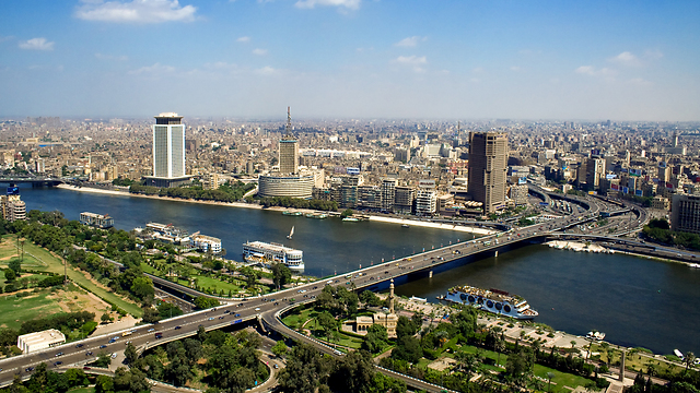 The Nile River (Photo: shutterstock) (Photo: shutterstock)