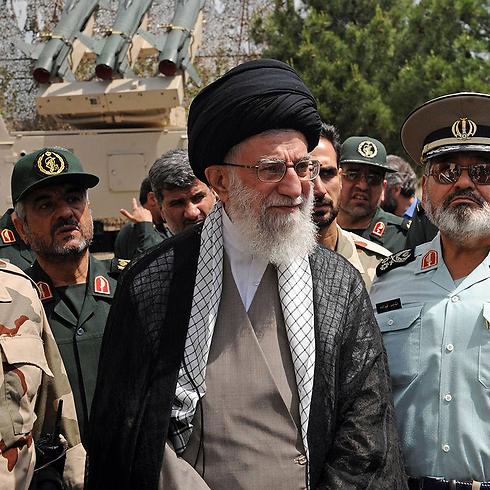 Ayatollah Ali Khamenei. (Photo: AFP) (Photo: AFP)