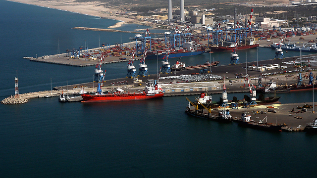Ashdod port (Photo: Getty Images)
