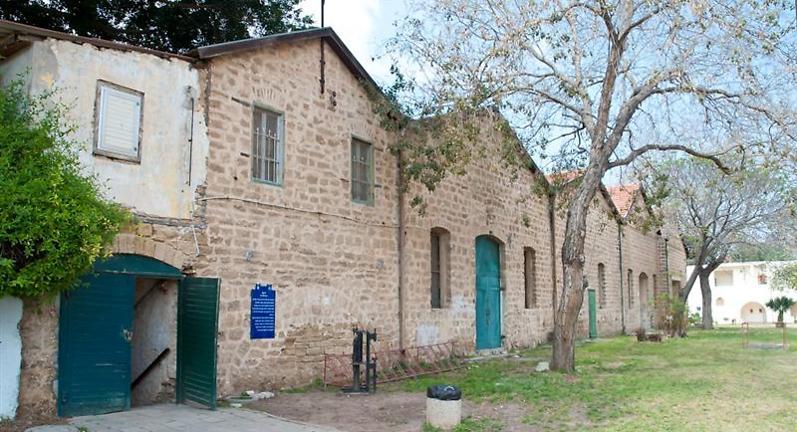 בית הספר החקלאי מקווה ישראל (צילום: עמרי אמסלם)