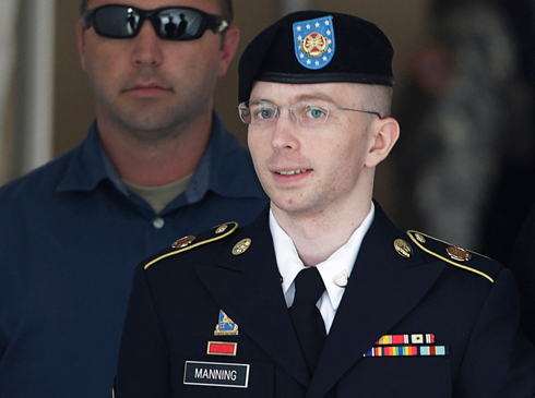 Bradley Manning (Photo: Reuters) (Photo: Reuters)