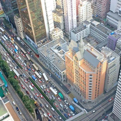 הונג קונג (צילום: shutterstock) (צילום: shutterstock)