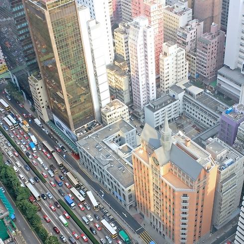 הונג קונג. החיים קצת פחות מסובכים (צילום: shutterstock)