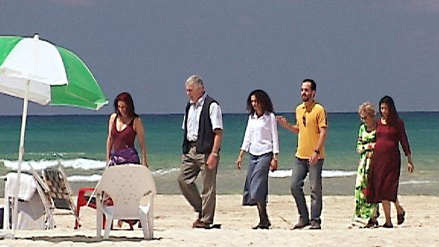 """מתוך """"איים בחוף"""" של יעוד לבנון"""