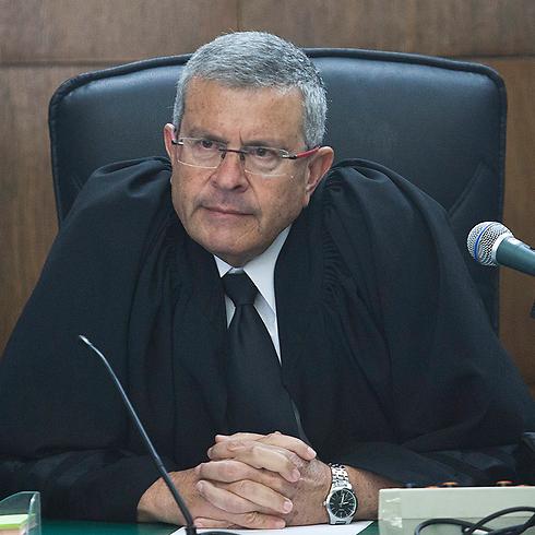 השופט בדימוס דוד רוזן (צילום: תומר אפלבאום) (צילום: תומר אפלבאום)