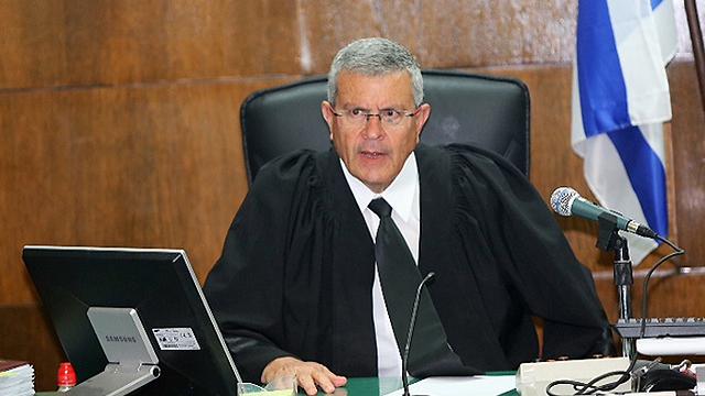 השופט רוזן (צילום: מוטי קמחי) (צילום: מוטי קמחי)