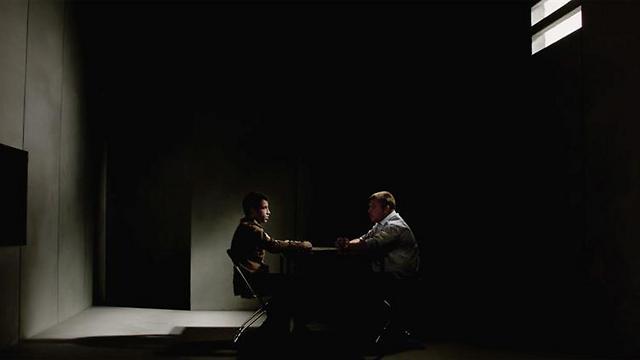 """מה קרה שם במחשכים? """"הנסיך הירוק"""" (צילום: הנס פרום) (צילום: הנס פרום)"""