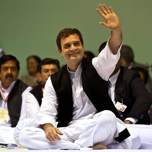 המפסיד הגדול, ראול גנדי (צילום: AFP) (צילום: AFP)