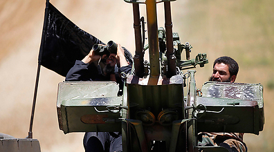 Syrian rebels reportedly killed a senior Iranian commander. (Photo: Reuters) (Photo: Reuters)
