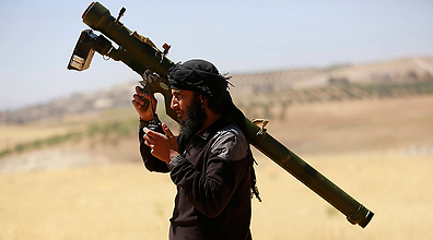 Jihadists in Syria pose a serious threat upon return to Europe. (Photo: Reuters) (Photo: Reuters)