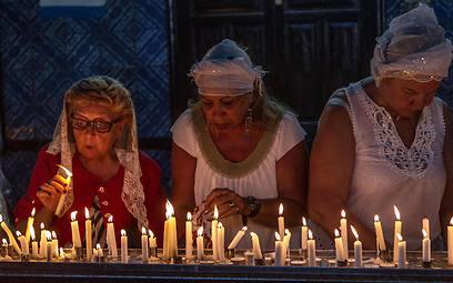 El Ghriba Synagogue (Photo: AP)