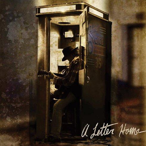 """עטיפת האלבום """"A Letter Home"""" (עטיפת אלבום) (עטיפת אלבום)"""