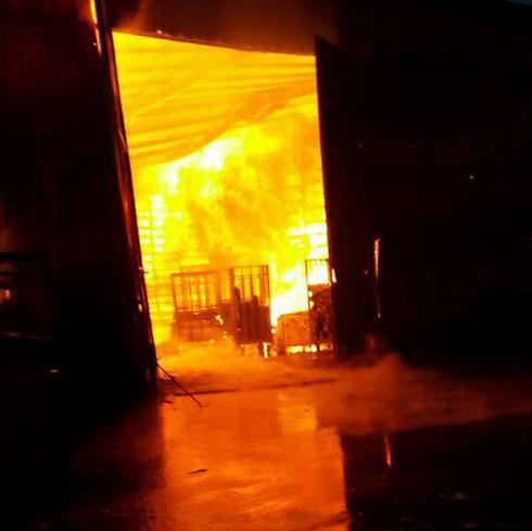(Photo: Ayalon Fire Department)