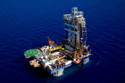 Leviathan offshore natural gas field (Photo: Albatross)